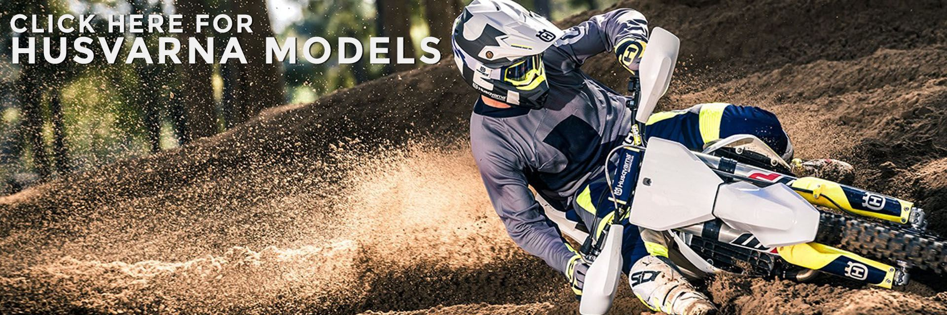 Shop Husqvarna Motocross Motorcycles at Grass Roots Motorcycles in Cape Girardeau, MO