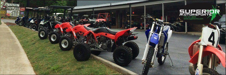 Superior Motorsports is located in Woodstock, GA  Shop our large
