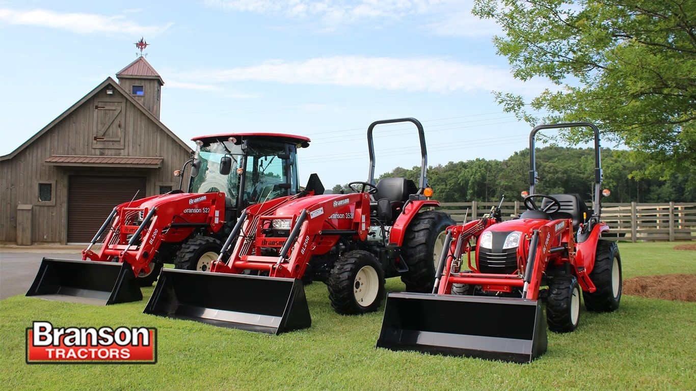Branson Tractors for sale at Mathis Trailers & Equipment Sales located in Leesburg, AL