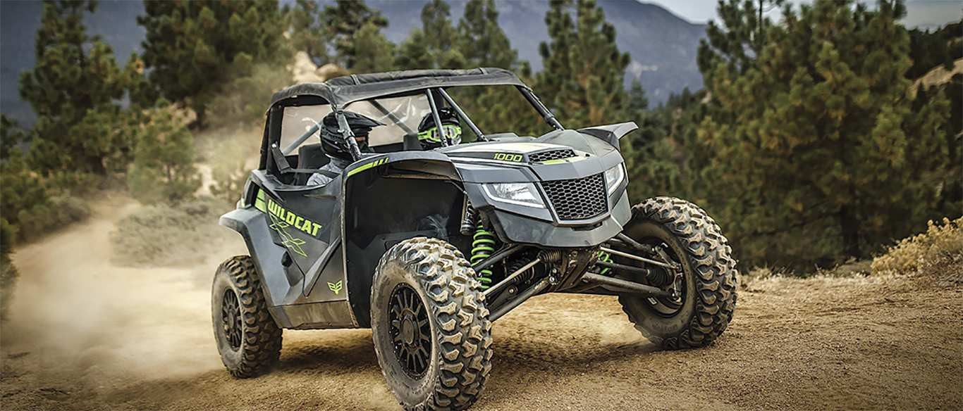 Wild Cat | Arctic Textron Off-Road