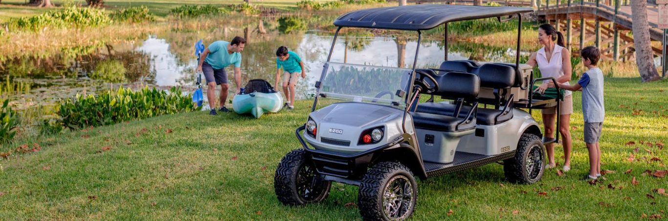 Golf Carts for Sale in GA | Shiver Carts LLC, Tifton and