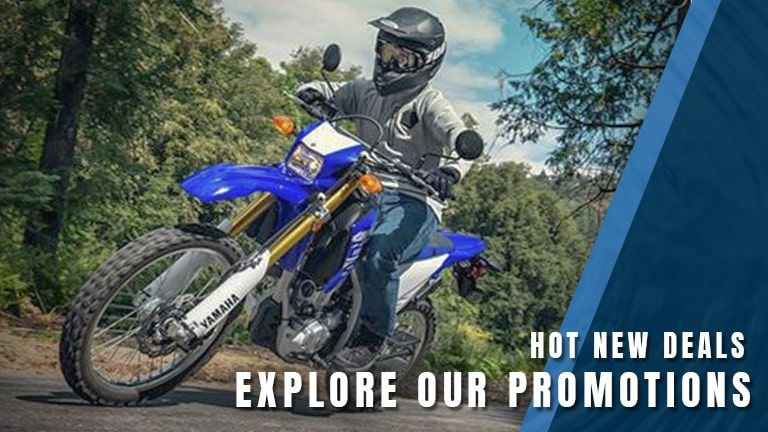 Explore OEM Promotions at Derry Cycle