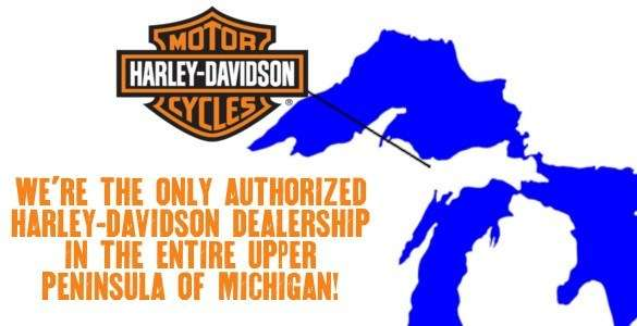 Harley davidson upper peninsula