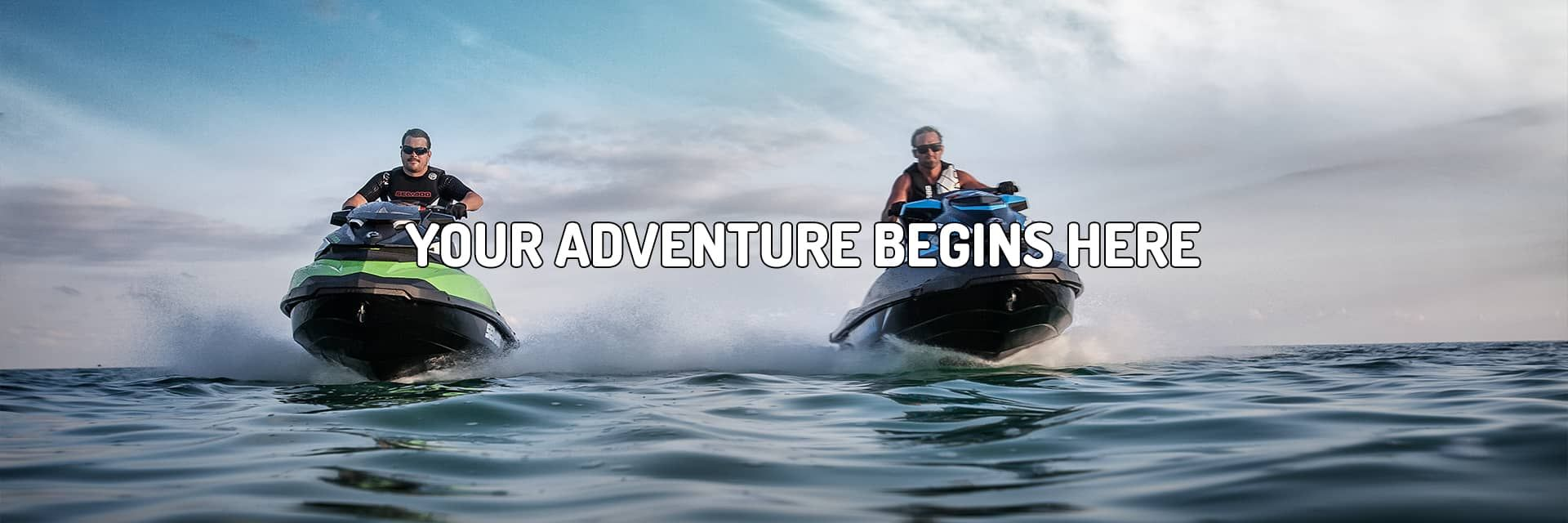 Sea-Doo is available at Powersports360 | OH