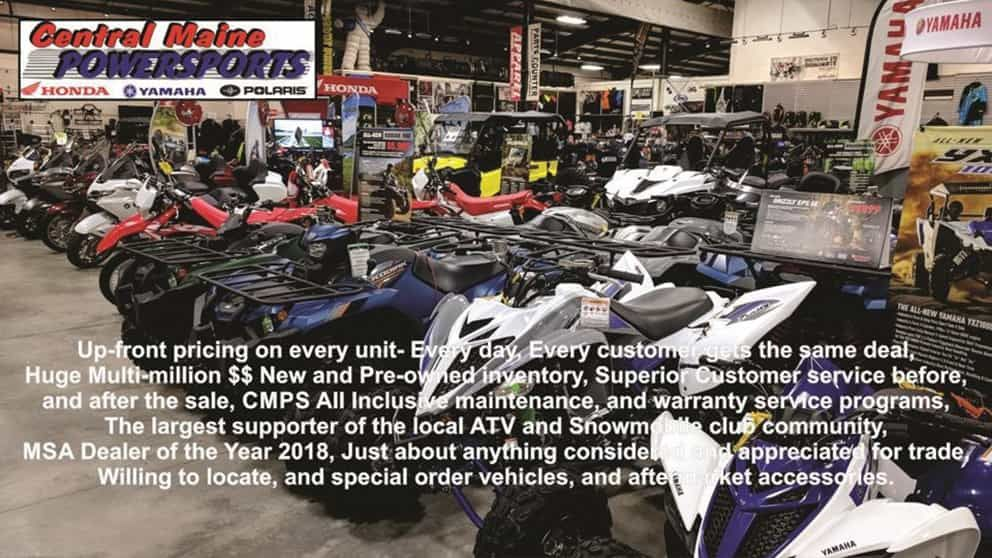 Our Dealership - centralmainepowersports com