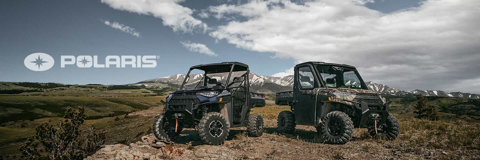 Polaris Utility Vehicles are available at Central Maine Powersports | Lewiston, ME