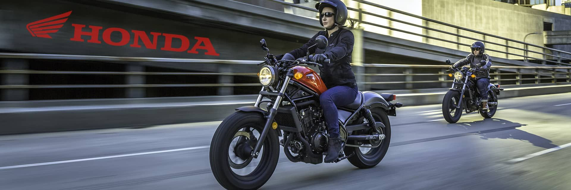 Honda Motorcycles are available at Central Maine Powersports | Lewiston, ME