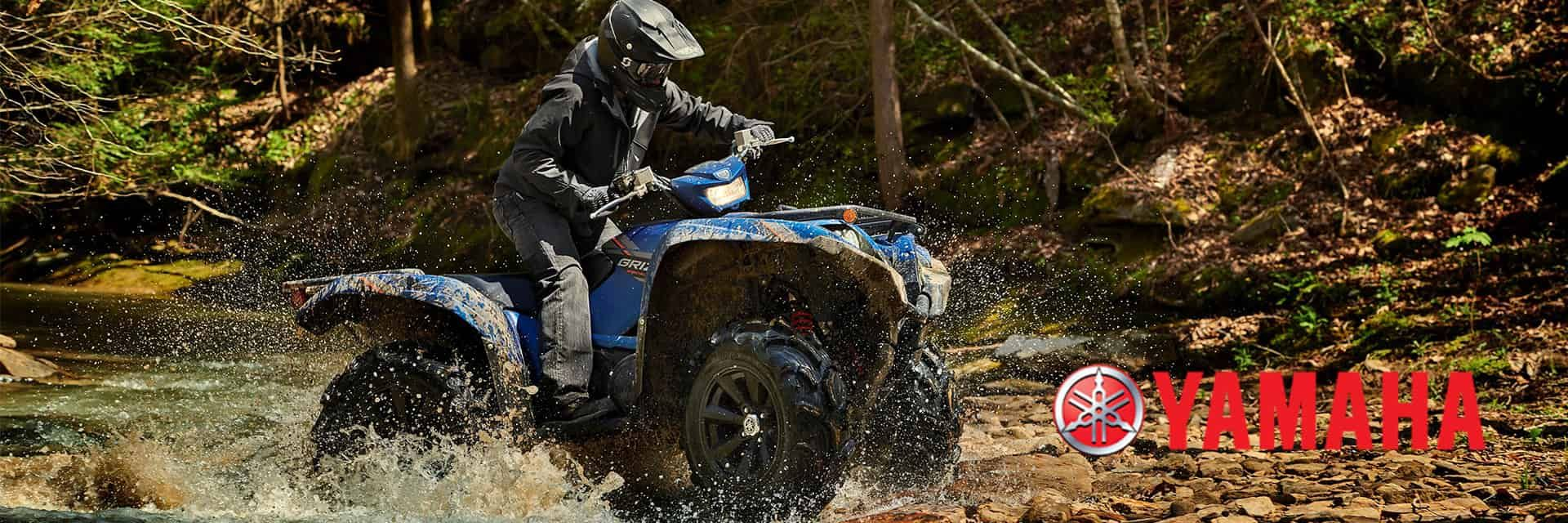 Yamaha ATVs are available at Central Maine Powersports | Lewiston, ME