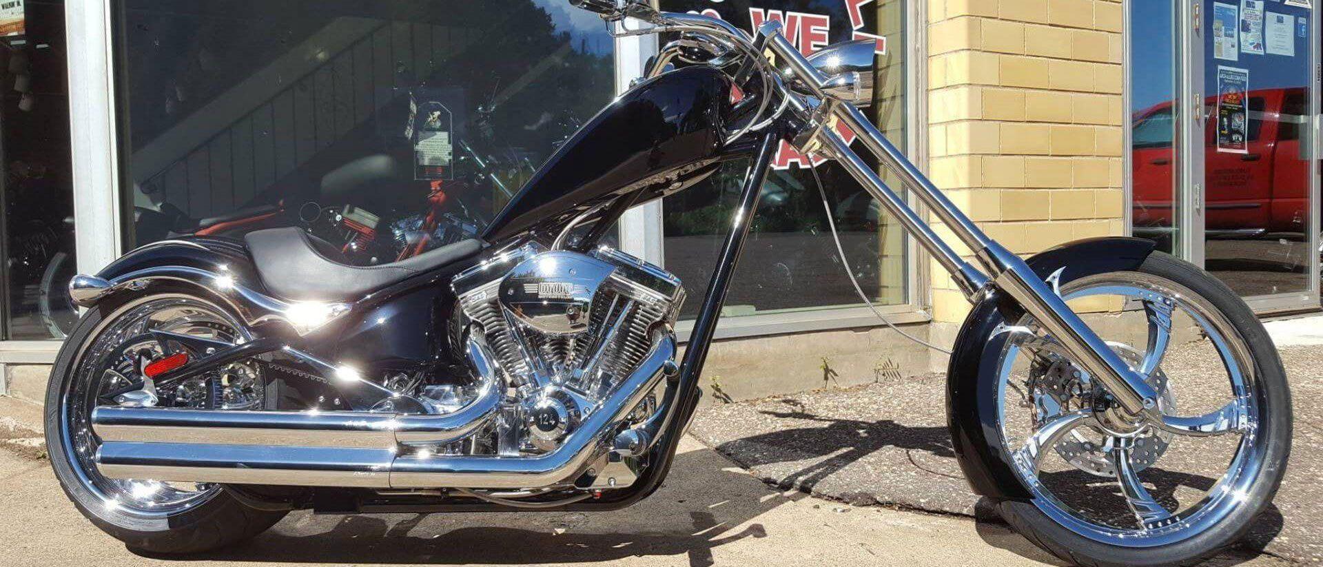 Suzuki Motorcycle Dealer Minnesota