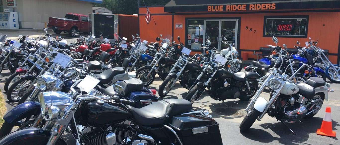 Blue Ridge Riders, Asheville, NC