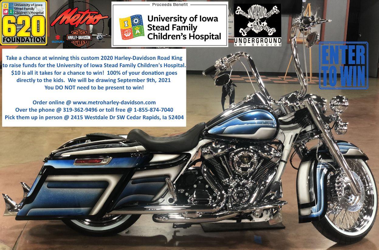 Metro Harley-Davidson: Cedar Rapids, Iowa Motorcycle Dealer