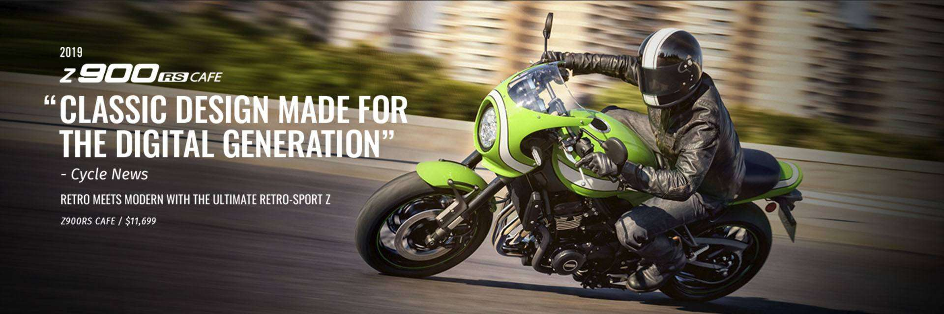 Shop Kawasaki Z Series Motorcycles for sale at Suzuki City in Biloxi, MS