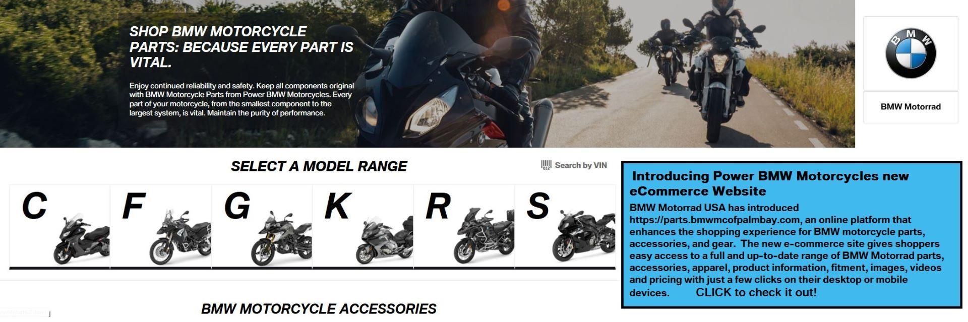 Parts Website