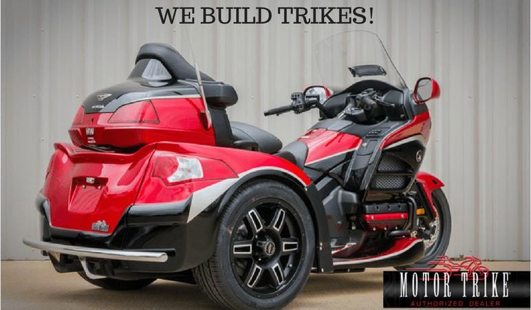 WE BUILD TRIKES!