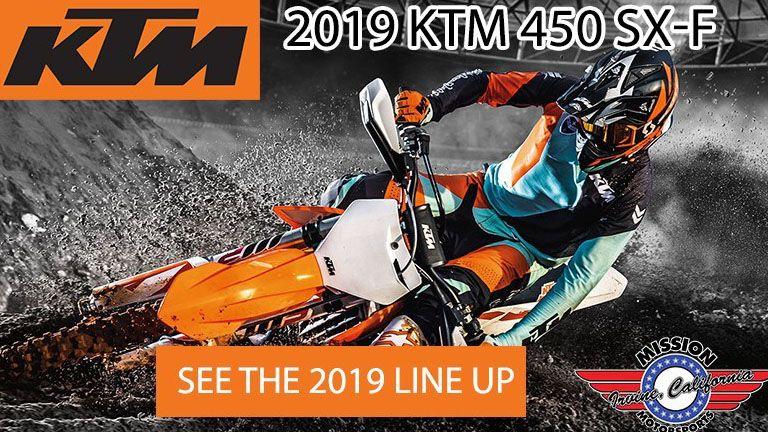 KTM SX-F 2019