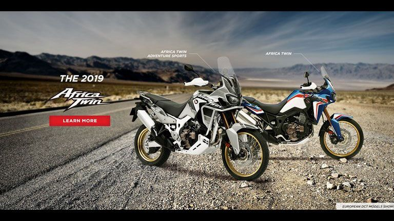 2019 Honda Africa Twin for Sale