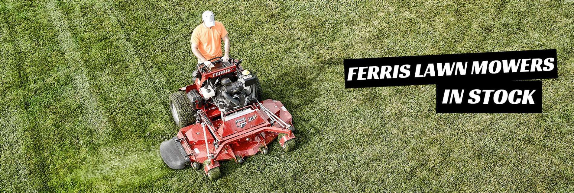 New Ferris Lawn Mowers For Sale at Benny's Power in Chester, VT