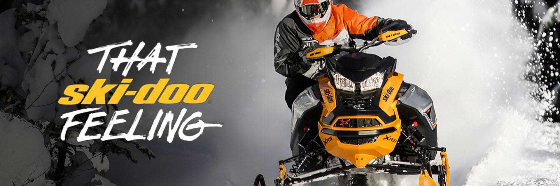 New Ski-Doo Models For Sale at Benny's Power in Chester, VT