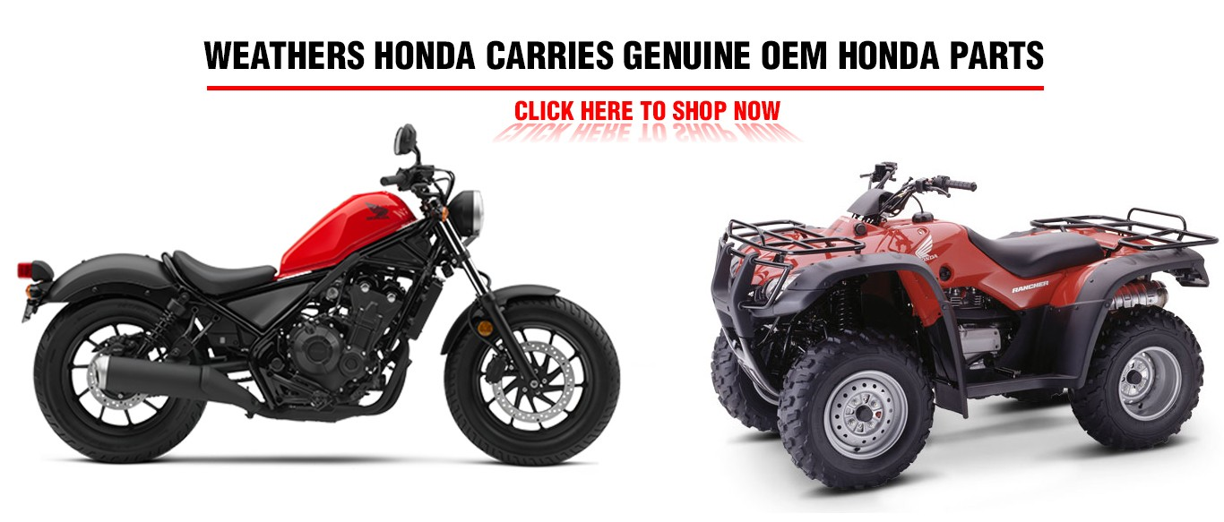 Shop Genuine Honda OEM Parts