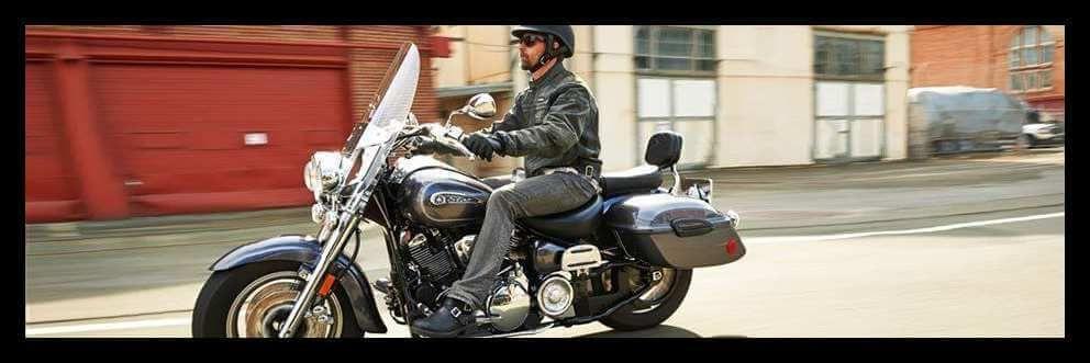Sehorn Yamaha   Guy Riding Motorcycle