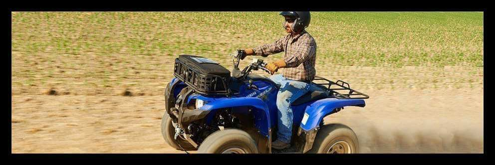 Sehorn Yamaha |  Guy Riding ATV