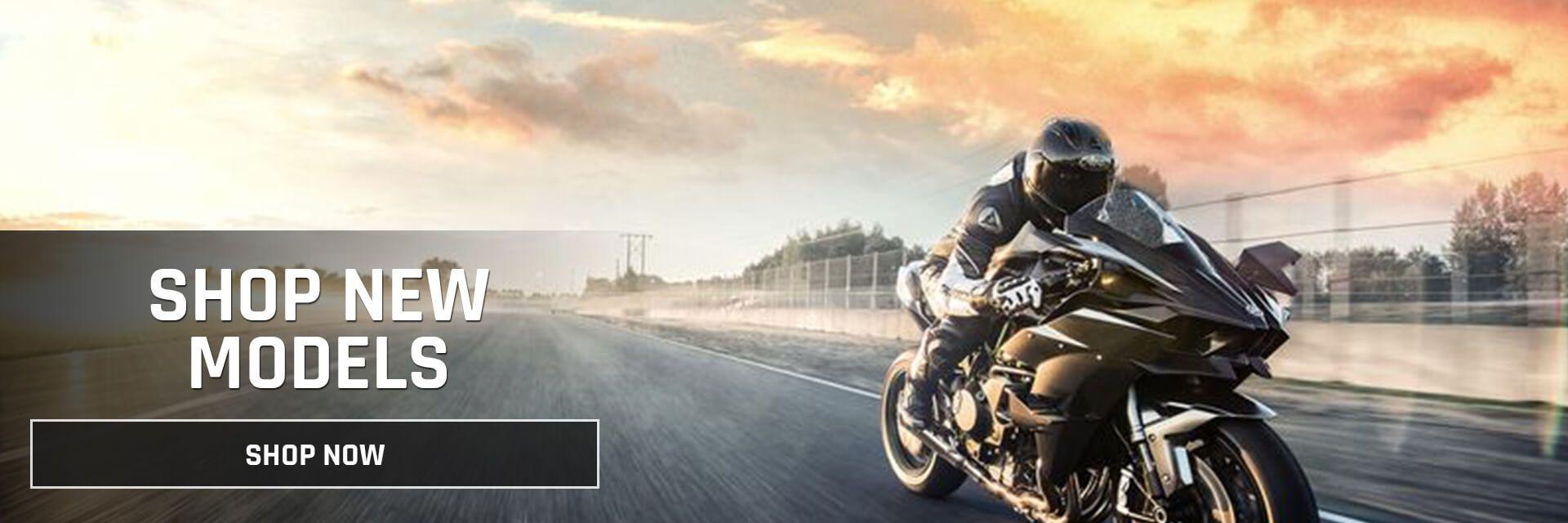 Shop New Models at JEM Motorsports Kawasaki