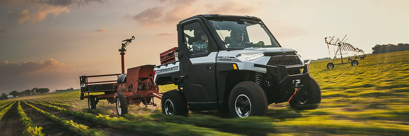 Polaris Utility Vehicles are available at Pat and Son Service Center | Annville, PA 17003