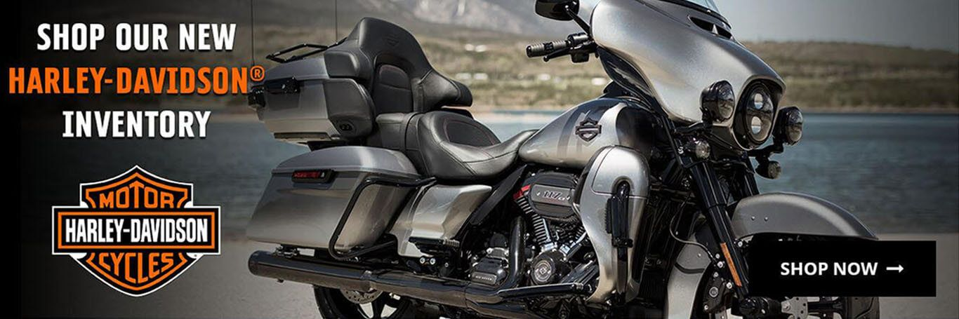 Harley-Davidson® Motorcycles | New & Used Inventory for Sale