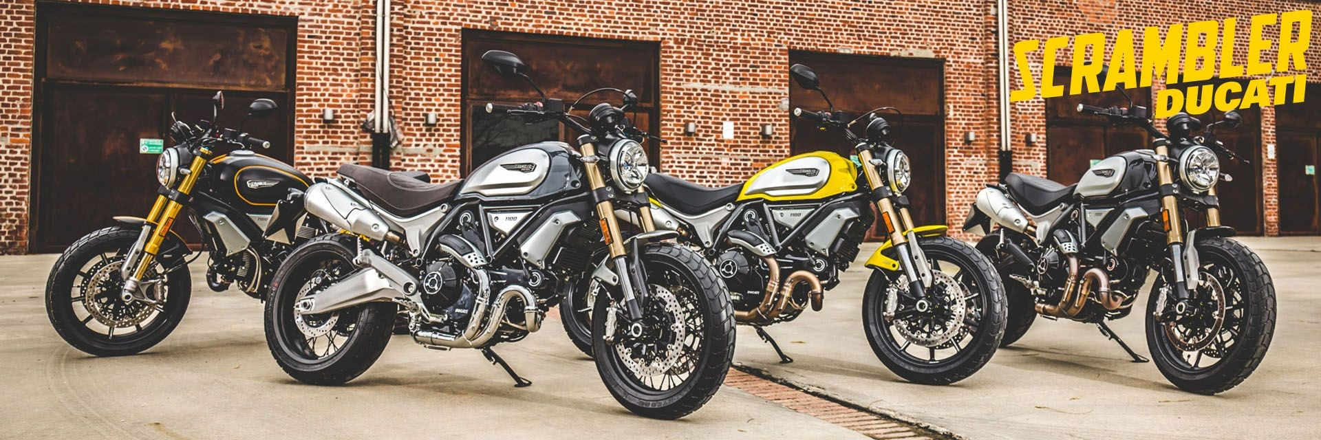 Ducati Scramblers For Sale at District Cycles in Gaithersburg, MD