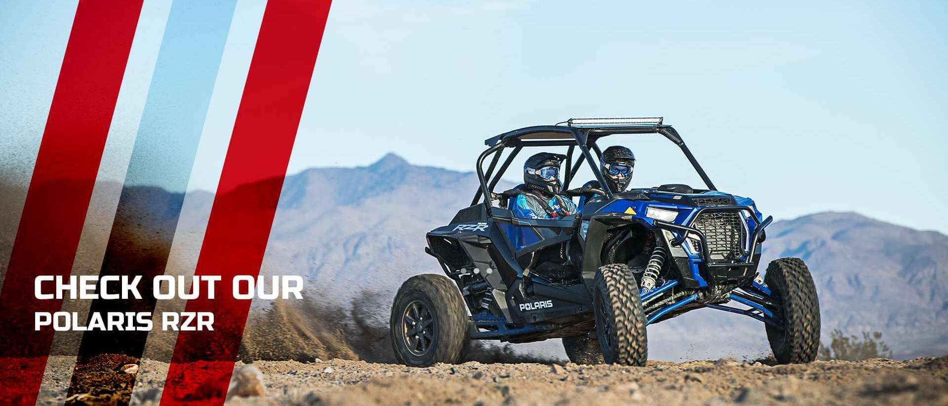Check Out Our Polaris RZR | A+ Power Sports