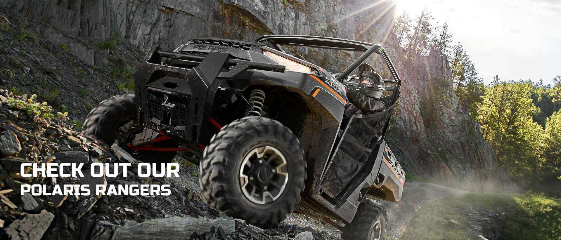 Check Out Our Polaris Rangers | A+ Power Sports