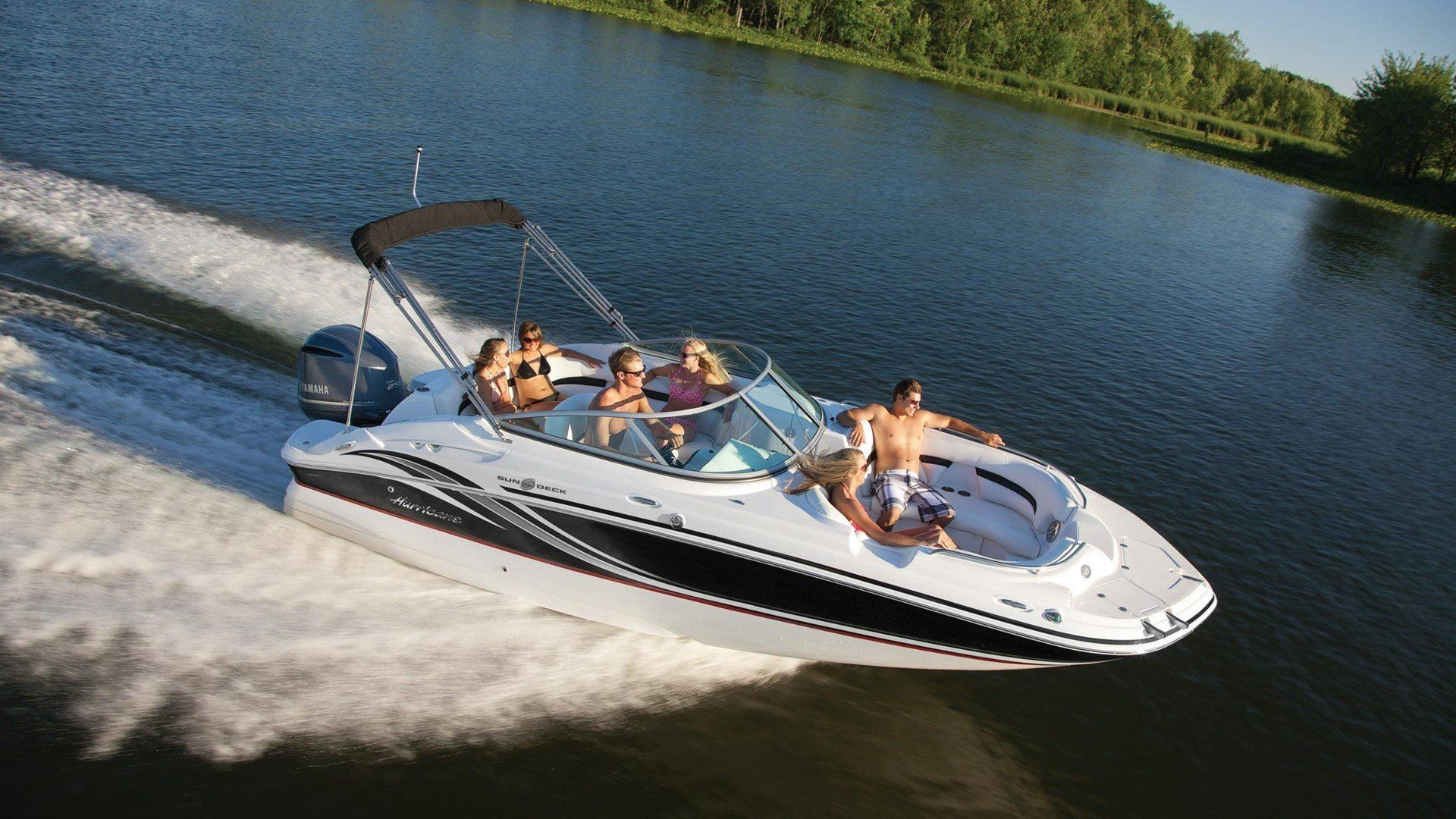 New & Used Boats Lewisville, TX | Pontoon Boats, Deck Boats