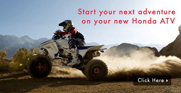 Shop ATVs At Honda Of Tupelo