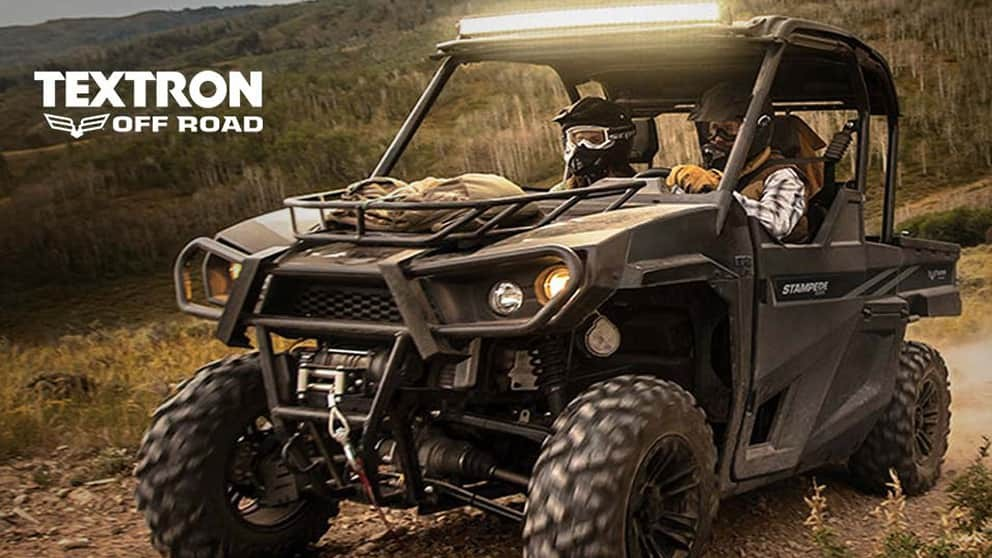 Textron Off Road at Runamuk Rides - Wisconsin