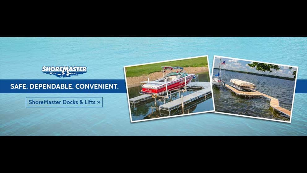 Shoremaster Docks and Boat Lifts - Runamuk Rides