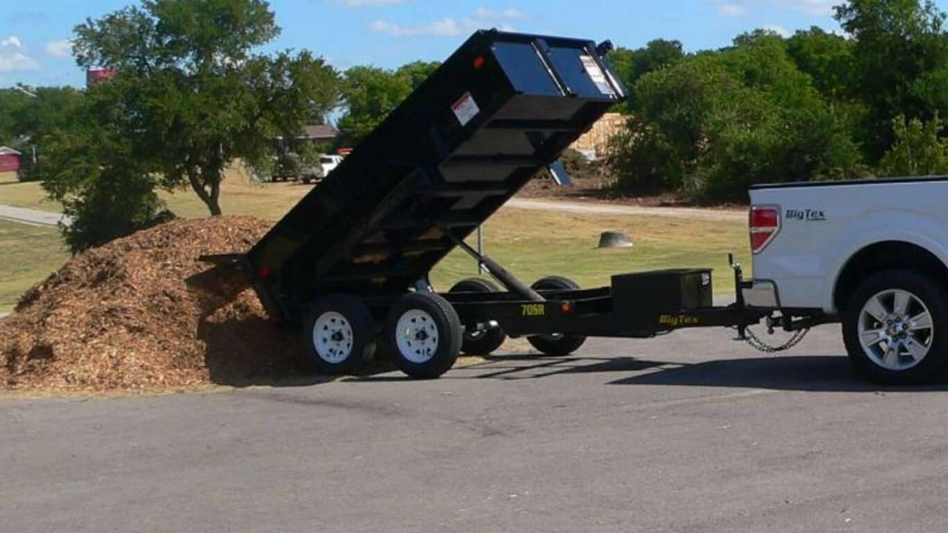 Big-Tex Truck Trailers for sale at Mathis Trailers & Equipment Sales located in Rome, GA.