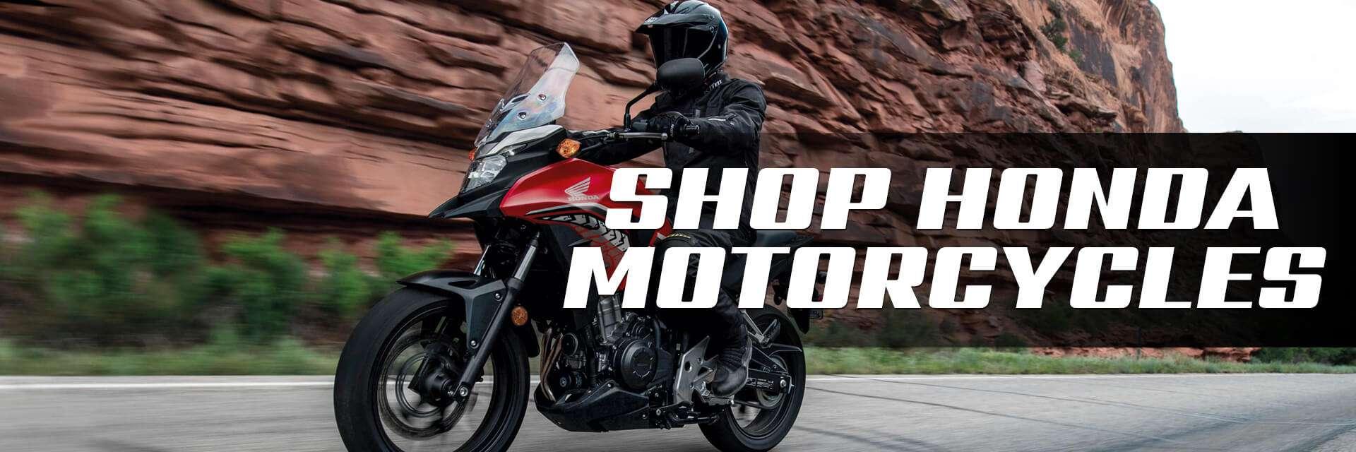 Shop Honda Motorcycles at Beckley Honda