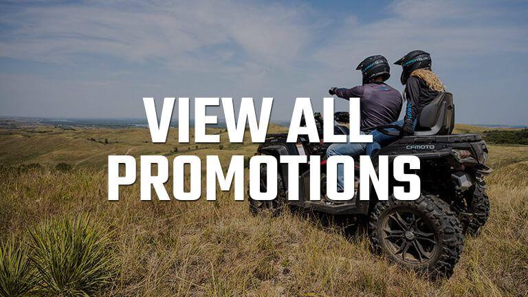 Shop Promotions at Sargent's Motorsports