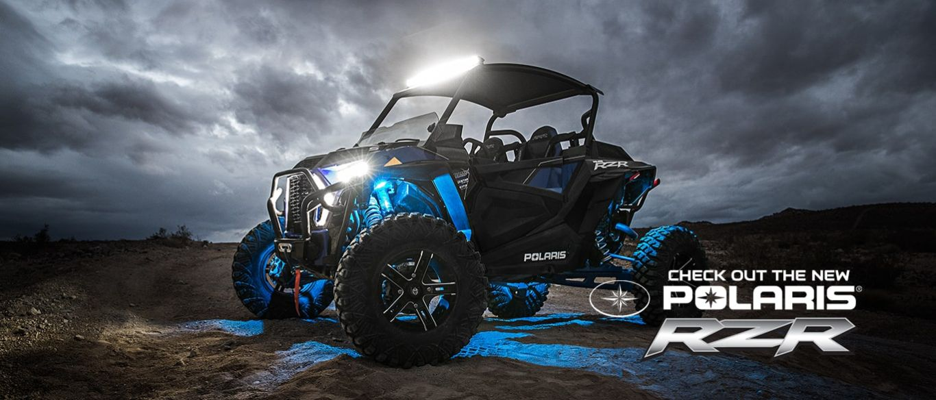 New Polaris RZR sold at Austin Sales located in Kansas City, Kansas