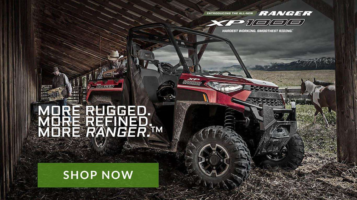 Shop Polaris Utility Vehicles for sale at Ranchland Tractor in Saucier, MS