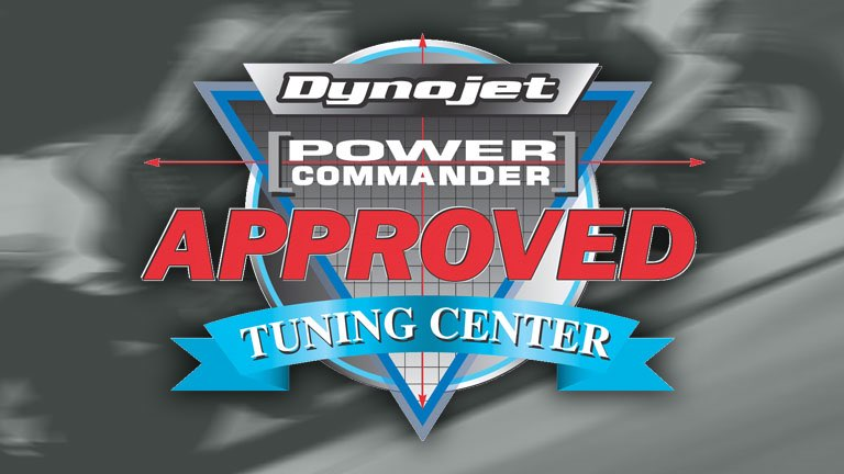 We are a DynoJet Approved Tuning Center!