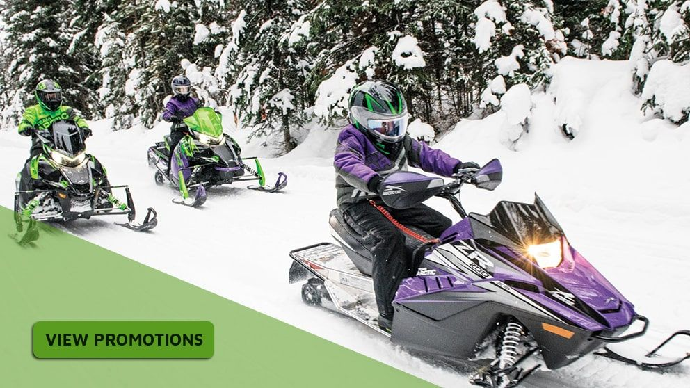 Explore Manufacturer Promotions at Livingston's Arctic Cat