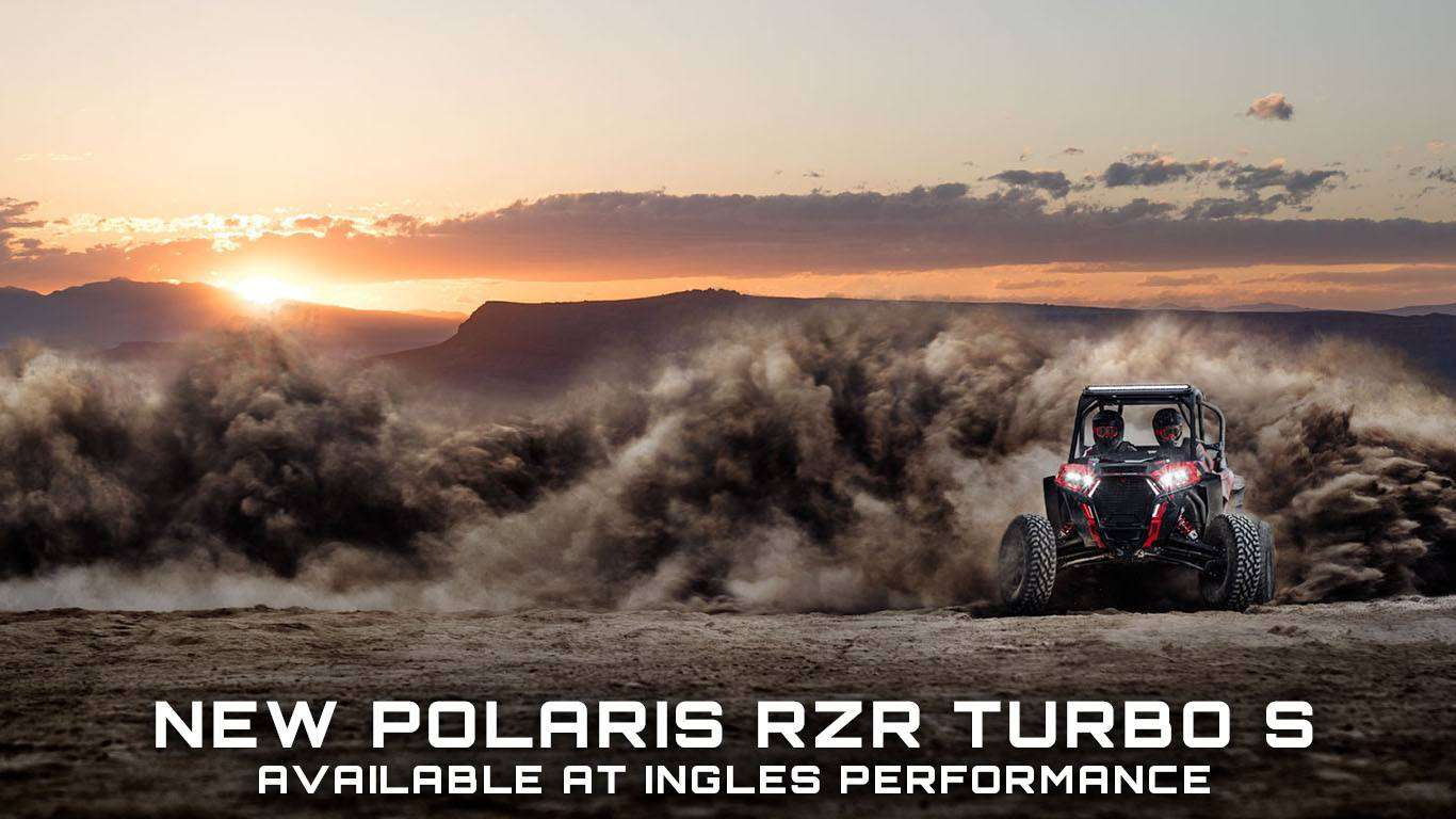 New Polaris RZR Turbo S For Sale at Ingles Performance in Phoenix, NY