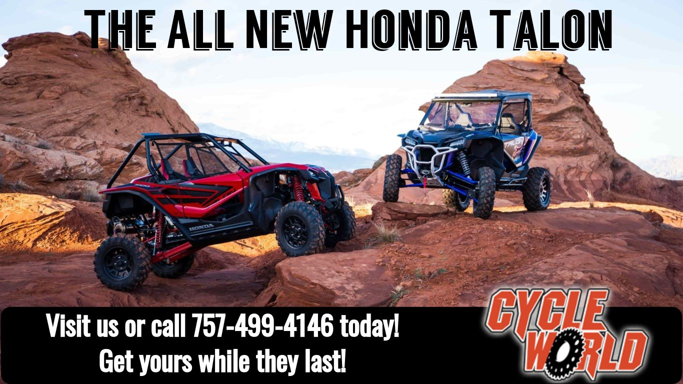 New and Used Motorsport Vehicles for Sale | Virginia Beach