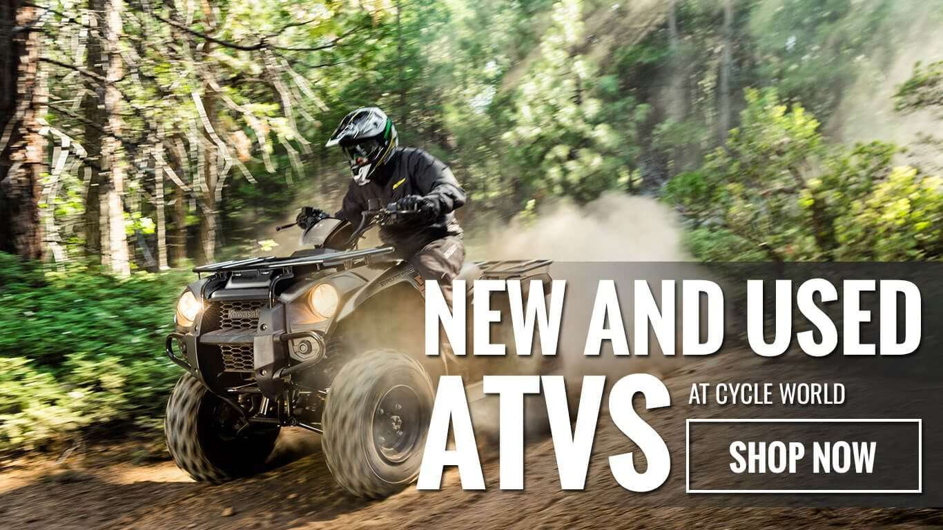 Shop New and Used ATVs at Cycle World in Virginia Beach, VA