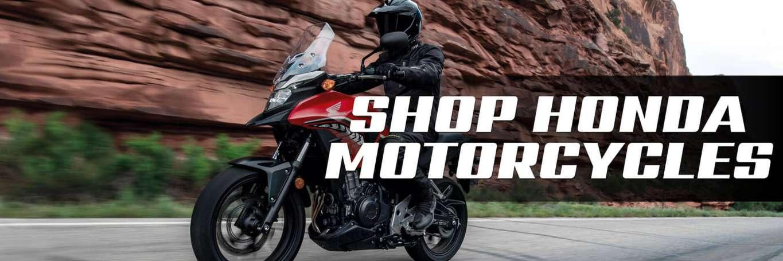 Shop Honda Motorcycles at Northwest Honda