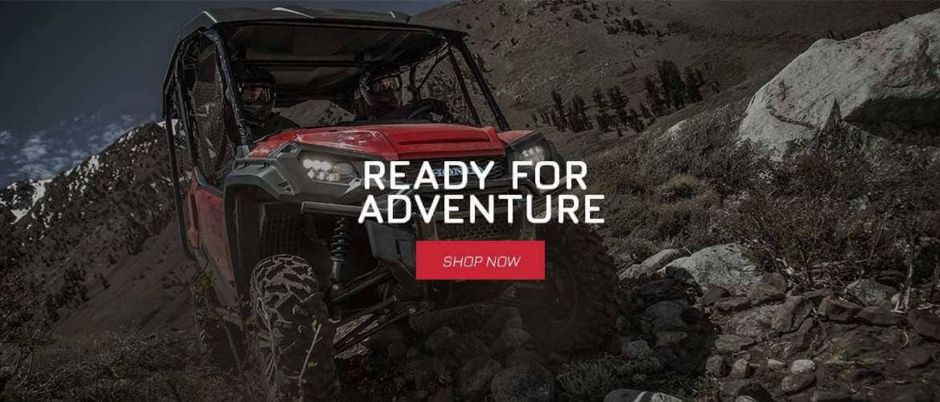 Explore New Honda Inventory at On the Edge