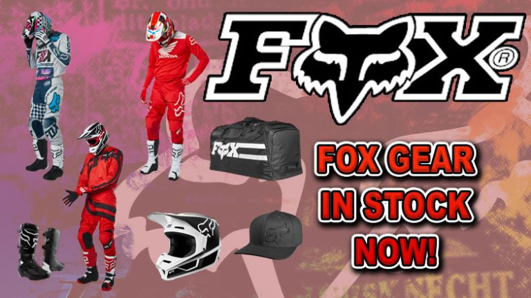 FOX Powersports Gear