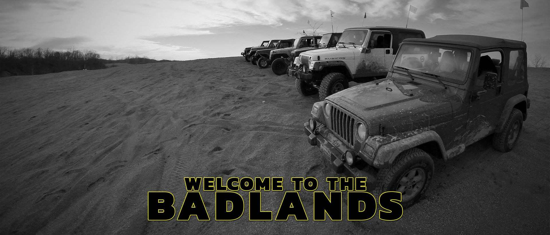 Badlands Off Road Park is located in Attica, IN | Your adventure begins here!