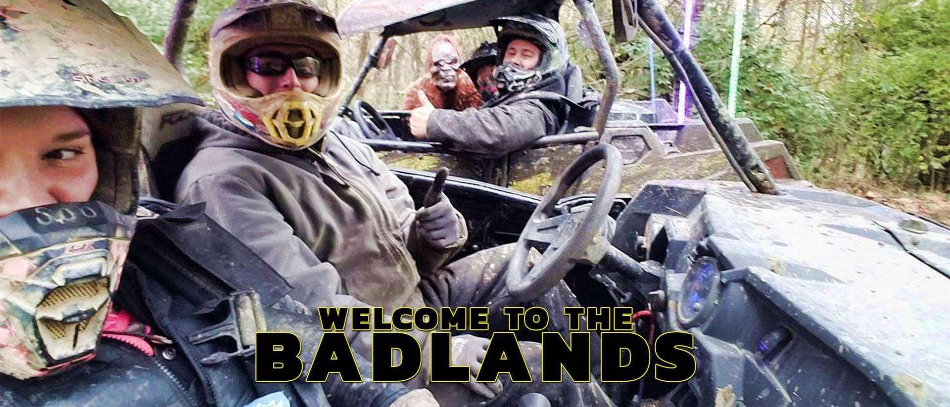 Badlands Off Road Park is located in Attica, IN | Explore the Badlands!